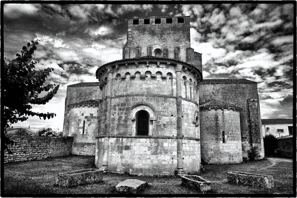Mornac sur Seudre  église Saint-Pierre