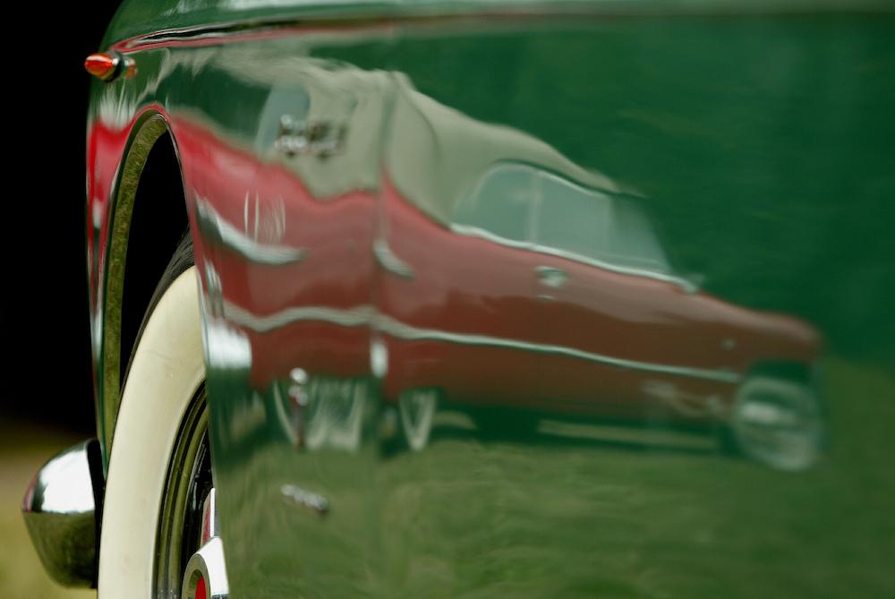 reflet voiture